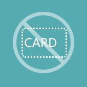不需要取卡收卡操作